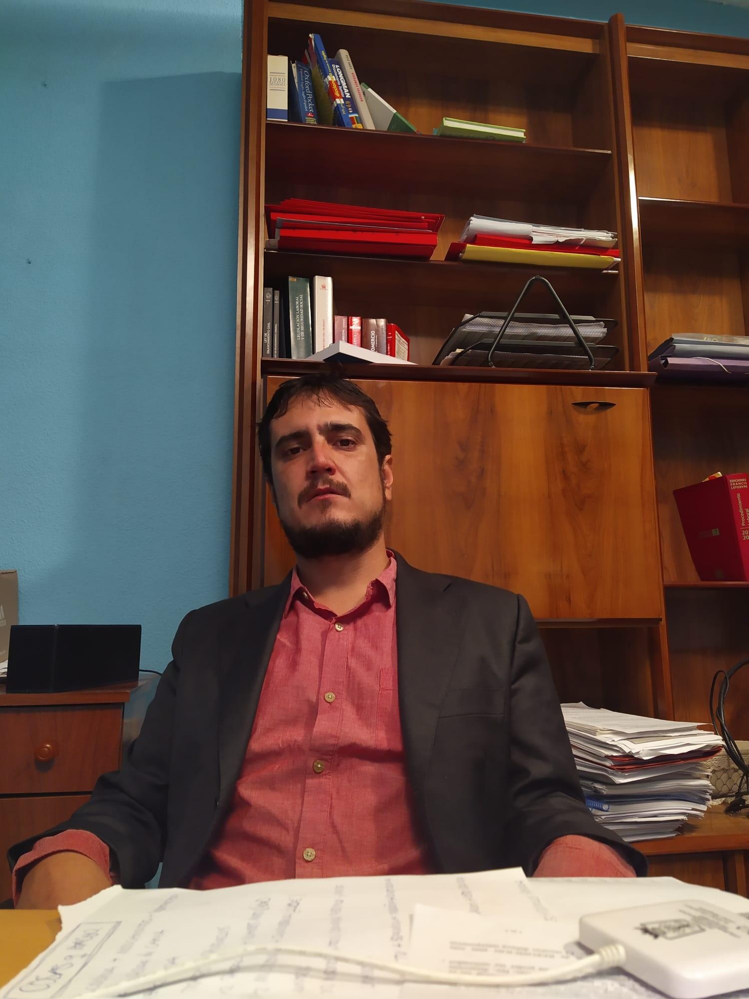 Juan Antonio Jiménez-Piernas García